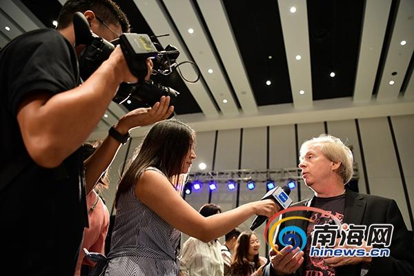 海南国际传播中心正式揭牌成立