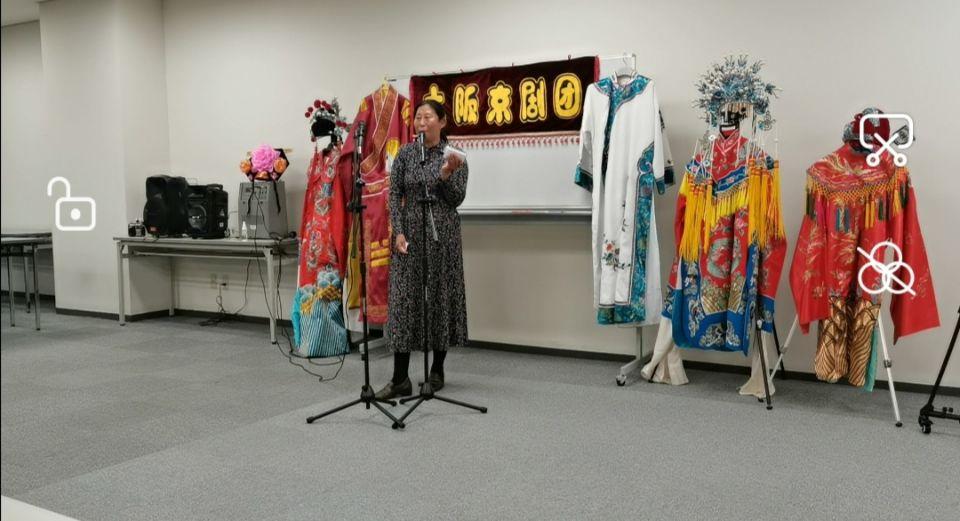 以京剧烘托侨之桥,推动国粹艺术弘扬海外|大阪京剧团3月排练圆满结束