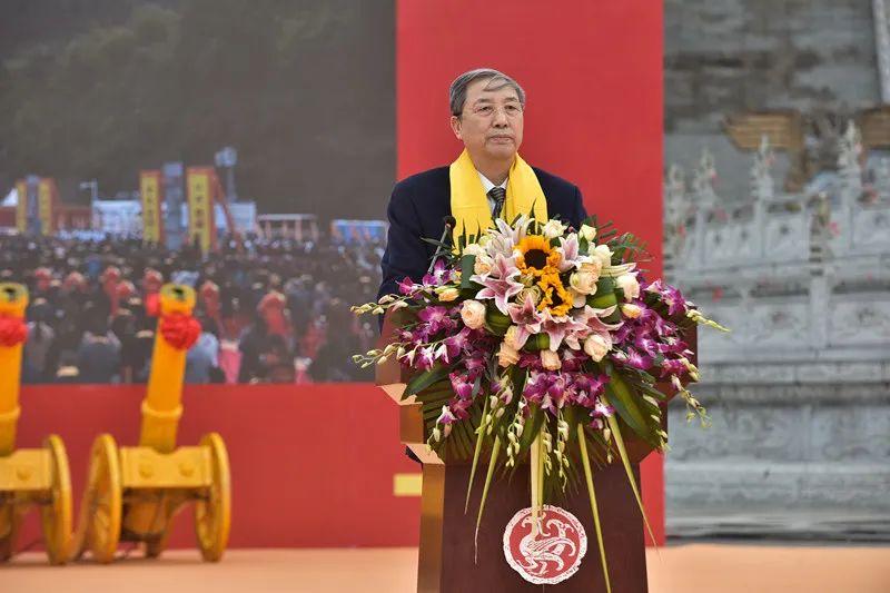 盛况空前   两岸同祭祈福中华 共同传承嫘祖文化